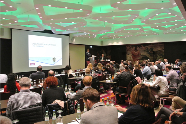 Third Orthocaps® Usermeeting in Munich, 2016